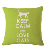 Keep Calm and Love Cats - $285,44 MXN+