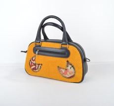 Fashion bags,Turkish Kilim Handbag, Handwoven Embroidered Rug Bag - $99.00