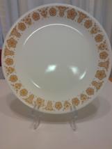 "Corelle Butterfly Gold (2) Dinner  Plate 10.25""  - $9.00"