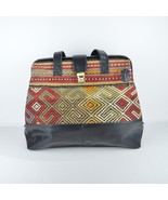 kilim travel bag,travel bag,travel bag,leather travel bag,travel bag,wee... - $469.00