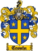 Cronin coat of arms download