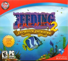 FEEDING Frenzy 2 Shipwreck Showdown - $7.99