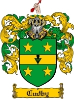 Cudby coat of arms download