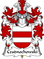 Primary image for Czudnochowski Family Crest / Coat of Arms JPG or PDF Image Download