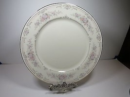 Syracuse China Stansbury Dinner Plate Gold Trim Federal Set of 4 - $23.38