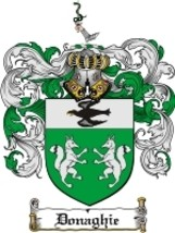 Donaghie Family Crest / Coat of Arms JPG or PDF Image Download - $6.99