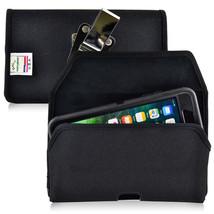 iPhone 8 Plus iPhone 7 Plus Holster Metal Clip Otterbox Case Nylon Turtleback - $37.99