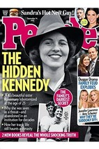 People Magazine ~ The Hidden Kennedy ~ September 14, 2015 [Single Issue ... - $1.97