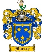 Murray Family Crest / Coat of Arms JPG or PDF Image Download - $6.99