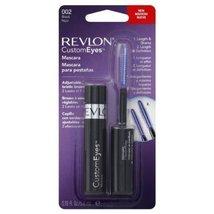 Revlon CustomEyes Mascara, Black 002 - $6.99
