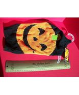 SimplyDog Pet Clothes Medium Halloween Holiday Dog Orange Pumpkin Sweate... - $7.59