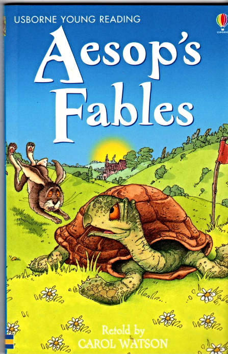 Primary image for Aesop's Fables  Usborne Young Reading