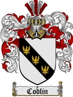 Codlin coat of arms download