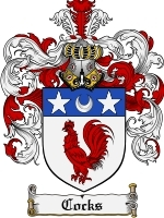 Cocks coat of arms download