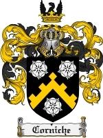 Corniche coat of arms download