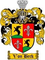 Von beck coat of arms download