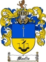 Macfie Family Crest / Coat of Arms JPG or PDF Image Download - $6.99