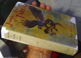 Burroughs - JUNGLE TALES of TARZAN  first ed. in a dust jacket.. - $1,500.00