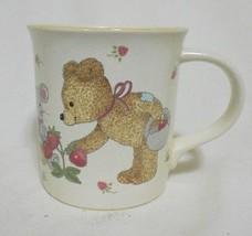 Mikasa Teddy and Mouse Ivory  Ceramic Mug  CC018 - $15.17