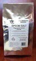 Epsom Salt (Magnesium Sulfate) FCC/ Food Grade 10 Lb Consists of 2 X 5 L... - $24.44
