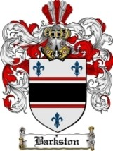 Barkston Family Crest / Coat of Arms JPG or PDF Image Download - $6.99