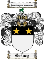 Cukney coat of arms download