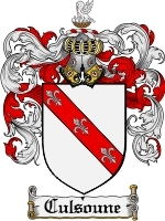 Culsoune coat of arms download