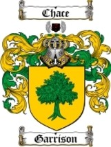 Garrison Family Crest / Coat of Arms JPG or PDF Image Download - $6.99