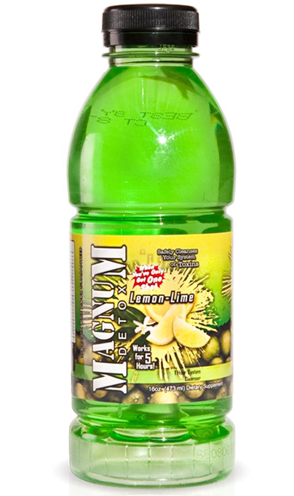 Magnum Detox 16 oz Lemon - Lime Flavored and 9 similar items