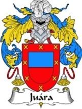 Juara Family Crest / Coat of Arms JPG or PDF Image Download - $6.99