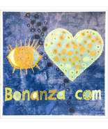 Eye Heart Bonanza Sticker - $0.00