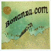 """Green Mountain"" Bonanza Sticker - Freebie"