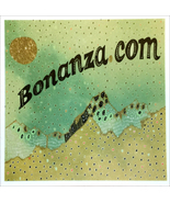 """Green Mountain"" Bonanza Sticker - £0.00 GBP"