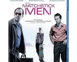 MATCHSTICK MEN BLU-RAY - SINGLE DISC EDITION - NEW UNOPENED - NICOLAS CAGE