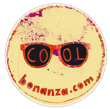 """Cool Shades"" Bonanza Sticker - Freebie"