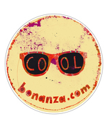 """Cool Shades"" Bonanza Sticker - $0.00"
