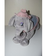 "Dumbo's Mother Mom Mrs. Jumbo Plush Stuffed Animal Disney Parks 14"" - $29.95"