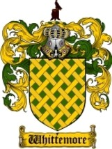 Whittemore Family Crest / Coat of Arms JPG or PDF Image Download - $6.99