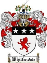 Whittendale Family Crest / Coat of Arms JPG or PDF Image Download - $6.99