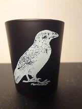 Raven/Crow Black Matte Votive Candle - $3.47