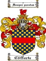 Clifforte coat of arms download
