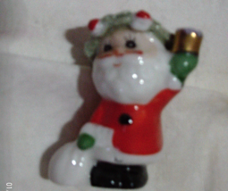 Vintage Napco Miniature SANTA CLAUSE Figurine /... - $10.00