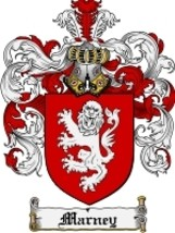Marney Family Crest / Coat of Arms JPG or PDF Image Download - $6.99