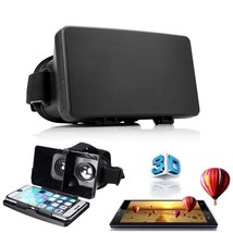 Universal Virtual Reality 3D Video Glasses For iPhone Smartphone - $26.46