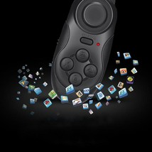 Multifunctional Bluetooth Control Gamepad Shutter Mouse For iPhone - $18.26