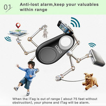 Smart Bluetooth Anti-lost Finder Remote Shutter Self-timer For iPhone - $20.58