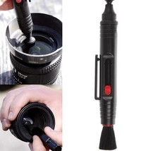 Retractable Lens Pen Cleaning Brush For iPhone Digital Camera - $4.34