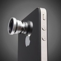 3 in 1 Camera Lens Kit Wide Angle For iPhone Smartphone Device - $18.63