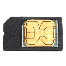 Mini Micro SIM Card to Standard Adapter Holder For iPhone 4 - $4.06
