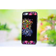 Spring Cute Pretty Flowers Plastic Protective Case For iPhone 5 - $5.66